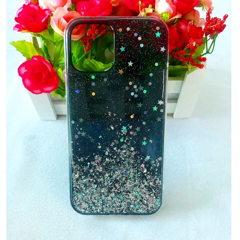 Manufacturer Custom Fashion Apple iPhone 11 pro max  special true dry flower embossing small fresh flower drop phone case